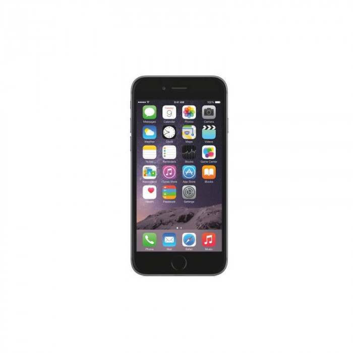 Smartphone Apple iPhone 6 64GB Space Gray foto mare