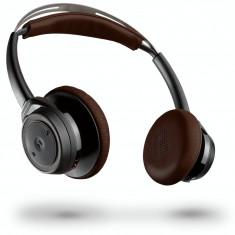 Casti wireless Plantronics BackBeat Sense, Casti On Ear, Bluetooth, Active Noise Cancelling