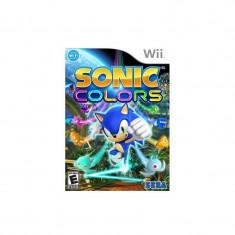 Joc consola Sega Sonic Colours Wii