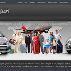 Transport din Arad si Timisoara - Aeroport Budapesta Zilnic, An Fabricatie: 2014, Motorina/Diesel, 200000 km, 2000 cmc, VIVARO