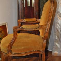 SCAUN CU COTIERE, Fotolii, 1900 - 1949