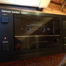 Casetofon Deck HARMAN KARDON TD 202 -Professional Hi Fi- Japan/Impecabil-Ca Nou! - Deck audio