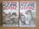 Irving Stone – Agonie si extaz {2 volume}, Irving Stone