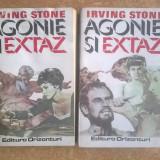 Irving Stone – Agonie si extaz {2 volume} - Roman