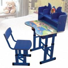 Set birou copii cu scaunel pentru baieti - Masuta/scaun copii