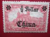 TIMBRE GERMANIA OFIC=CHINA