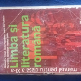 Manual de limba si literatura romana clasa a 11-a