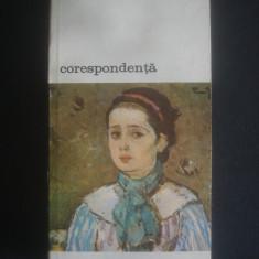 N. N. TONITZA - CORESPONDENTA {colectia BIBLIOTECA DE ARTA} - Carte Istoria artei