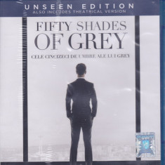 Film Blu Ray : Fifty Shades of Grey ( sigilat - subtitrare in lb.romana ) - Film thriller universal pictures