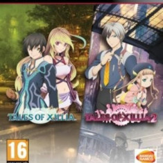 PE COMANDA Tales Of Xillia + Tales Of Xillia 2 Collection PS3 - Jocuri PS3 Namco Bandai Games, Role playing, 16+, Single player