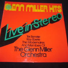 The Glenn Miller Orchestra ‎– Glenn Miller Hits _ vinyl(LP) Germania - Muzica Jazz warner, VINIL