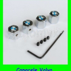 Capacele Valva BMW Cu Antifurt - Capacele Valve - 20lei/set