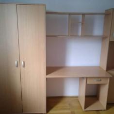 Mobila ELVILA, camera de tineret, ca noua. - Set mobila dormitor