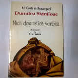 M. Costa de Beauregard, D. Staniloae – Mica dogmatica vorbita