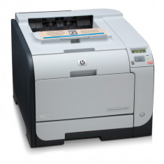 HP LaserJet CP 2025N, Color, 20 ppm, 600 x 600 dpi, USB, Retea - Imprimanta laser color