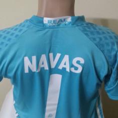 TRICOU NAVAS REAL MADRID MARIMI XS, S, M, L, XL - Tricou echipa fotbal, Marime: L, M, S, Culoare: Din imagine