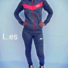 Trening de dama nike - Trening dama Nike, Marime: L, Culoare: Gri