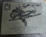 Medalia Campionatele nationale de atletism 24-25 august 1940