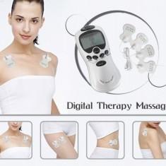 Aparat de masaj cu electrostimulare Digital Therapy Machine!! - Aparat masaj