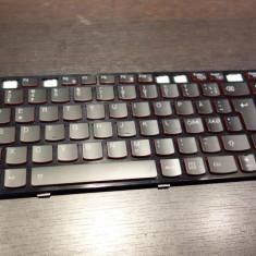 Tastatura iluminata laptop Lenovo Y510P ORIGINALA! Foto reale! - Tastatura laptop
