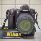 Nikon D90 + Nikkor 18-105mm VR