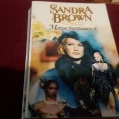 SANDRA BROWN - MATASE FRANTUZEASCA - Roman dragoste