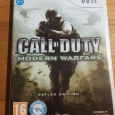 Wii Call of duty modern warfare reflex edition - joc original PAL by WADDER - Jocuri WII Activision, Shooting, 16+, Multiplayer