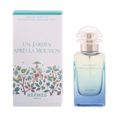 Hermes - UN JARDIN APRES LA MOUSSON edt vaporizador 50 ml - Parfum unisex Hermes, Apa de toaleta