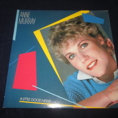 Anne Murray ‎– A Little Good News _ vinyl(LP) Olanda synth-pop - Muzica Pop capitol records, VINIL