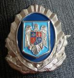 Emblema,  cuc pentru sapca subofițeri MAI