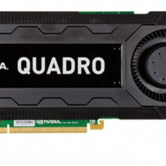Placa Video Nvidia Quadro K5000, 4GB, GDDR5, 256-bit, 2x DVI, 2x DisplayPort
