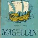 Magelan - Stefan Zweig + harta - Carte de calatorie