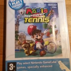 Wii Mario Power tennis - joc original PAL by WADDER - Jocuri WII Altele, Actiune, 3+, Multiplayer