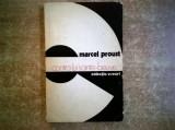 Marcel Proust – Contra lui Sainte-Beuve