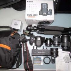 Canon 600D - Aparat Foto Canon EOS 600D