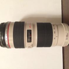 Obiectiv Canon 70-200 f/4 L USM - Obiectiv DSLR