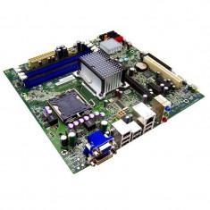 Placa de baza Intel DQ35JOE LGA775, 4xDDR2, video DVI, VGA, tablita+garantie!, Pentru INTEL, MicroATX