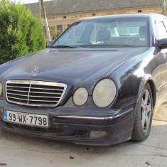 Mercedes E320 Avantgarde, 3.2CDI, an 2000, Motorina/Diesel, 1 km, 3222 cmc, Clasa E