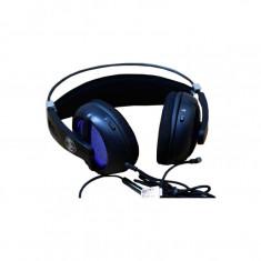 Casti Somic P6 Negru, Casti On Ear, Cu fir, Mufa 3, 5mm, Active Noise Cancelling