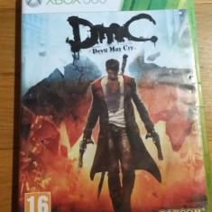 Joc XBOX 360 DMC Devil may cry original PAL / by WADDER - Jocuri Xbox 360, Actiune, 16+, Single player