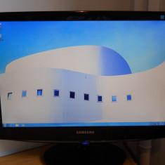 Monitor LCD Samsung B2230W, wide, 22 inch, Full HD, Negru Lucios., 1920 x 1080, DVI