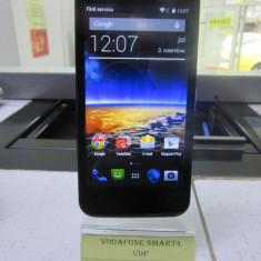 VODAFONE SMART4 (LCT) - Telefon mobil Vodafone, Negru, 16GB, Quad core, 1 GB