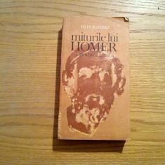 MITURILE LUI HOMER si Gandirea GREACA - Felix Buffiere - 1987, 600 p. - Filosofie