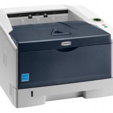 Imprimanta KYOCERA FS-1320D, 35 PPM, USB 2.0, 1200 x 1200 DPI, Monocrom, A4 - Imprimanta laser alb negru Kyocera, 35-39 ppm