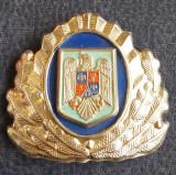 Emblema, cuc de sapca pentru ofiter MAI