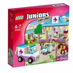 Lego Juniors Clinica Veterinara A Miei L10728