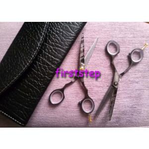 Set kit frizerie coafor Nivel Avansat foarfeca tuns filat profesionala perii bol