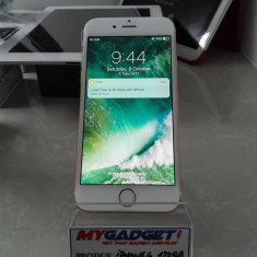 iPhone 6 Apple Gold 128 GB, Auriu, Neblocat