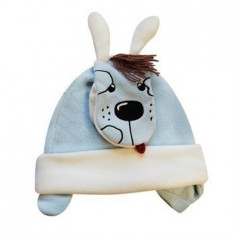 Caciula Happy Puppet - Albastru (48-49 Cm) - Caciula Copii