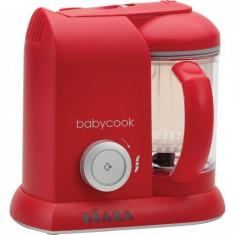 Robot Babycook Solo Rosu Beaba